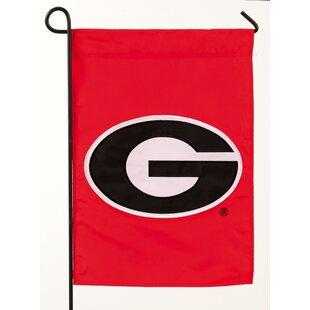 NCAA 1'6 H x 1'.5 W House Flag by Team Sports America