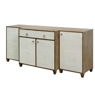 Accent Cabinet with Door Front by Worlds Away