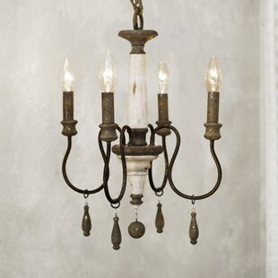 Candle chandeliers youll love wayfair armande candle style chandelier aloadofball Image collections