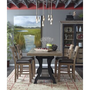 Laurel Foundry Modern Farmhouse Fort Oglethorpe 5 Piece Dining Set