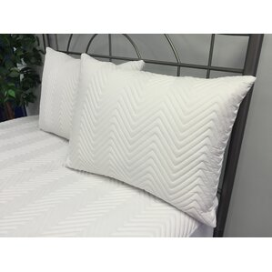 Sogno Doro Chevron Pillow Protector by Westex