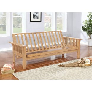 Futon Frame by Millwood Pines
