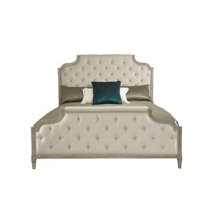 Marquesa Upholstered Panel Bed