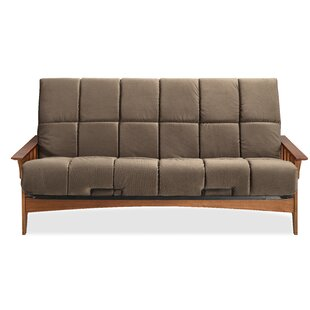 Mccane Futon and Mattress by Red Barrel S..