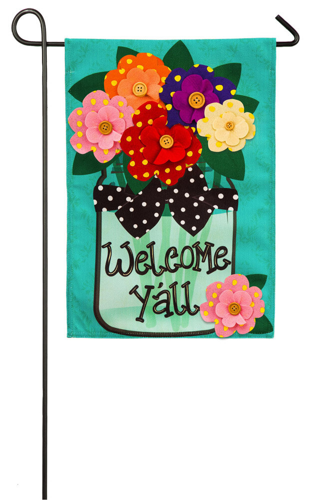 Double Sided Garden Flags You Ll Love In 2021 Wayfair