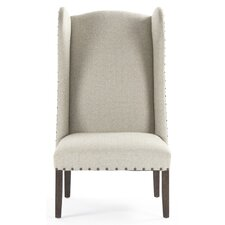 Wingback Side Chair by Zentique Inc.