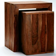 2 Piece Nesting Table by VivaTerra