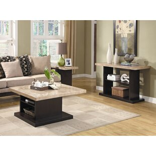 Bloomsbury Market India 3 Piece Coffee Table Set