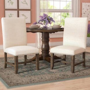 Coupon Melstone Parsons Chair (Set of 2) by Three Posts Reviews (2019) & Buyer's Guide