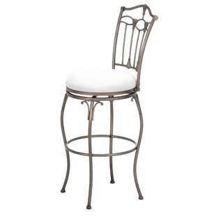 Concord Swivel Bar Stool by Fashion Bed Group