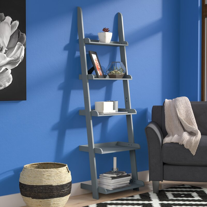 Ricardo Ladder Bookcase