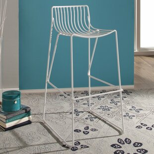 Schuman Iron Bar Stool by Bray..