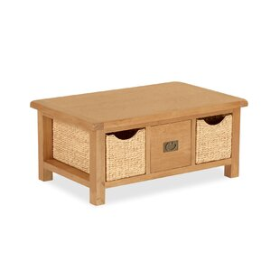 Gaynor Coffee Table With Storage By August Grove