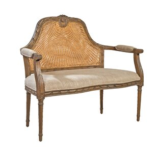 Marquis Settee Wood Bench ..