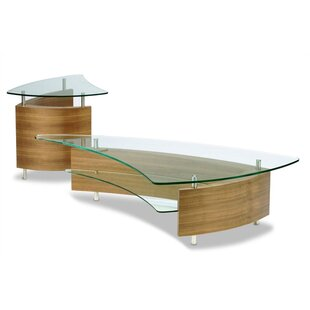 Fin 2 Piece Coffee Table Set BDI