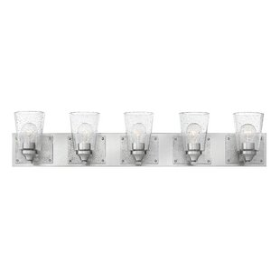 Hinkley Lighting Jackson 5 Light Vanity Light