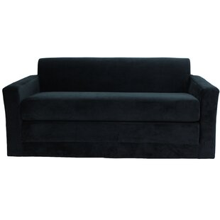 Pardue Sleeper Loveseat by Wrought Studio