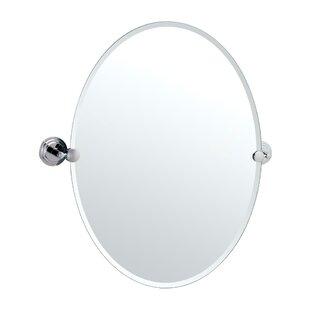 Gatco Marina Oval Wall Mirror