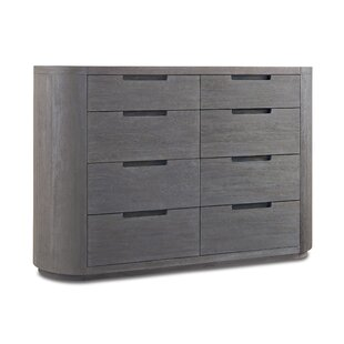 Palmer 8 Drawer Double Dresser by Brownstone Furniture