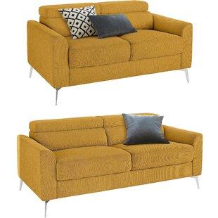Aradia 2 Piece Sofa Set By Ebern Designs