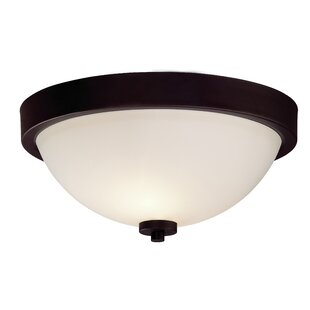 Looking for Sherrodsville 2-Light Flush Mount By Three Posts