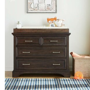Chelsea Square 4 Drawer Dresser by Stone & Leigh™ Stanley Furniture