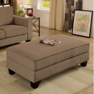 Lockwood Transitional Ottoman by Winston Porter