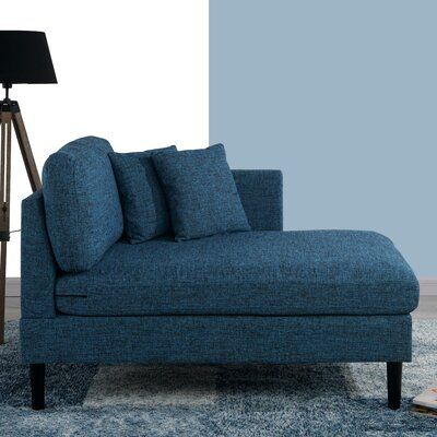 Blue Chaise Lounge Chairs You Ll Love In 2019 Wayfair