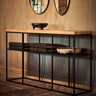 McMillian Console Table By Mercury Row