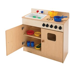 Exceptional Childcraft Sink And Stove Combo Kitchen Set   Wayfair