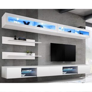 Leveille Floating Entertainment Center For TVs Up To 70