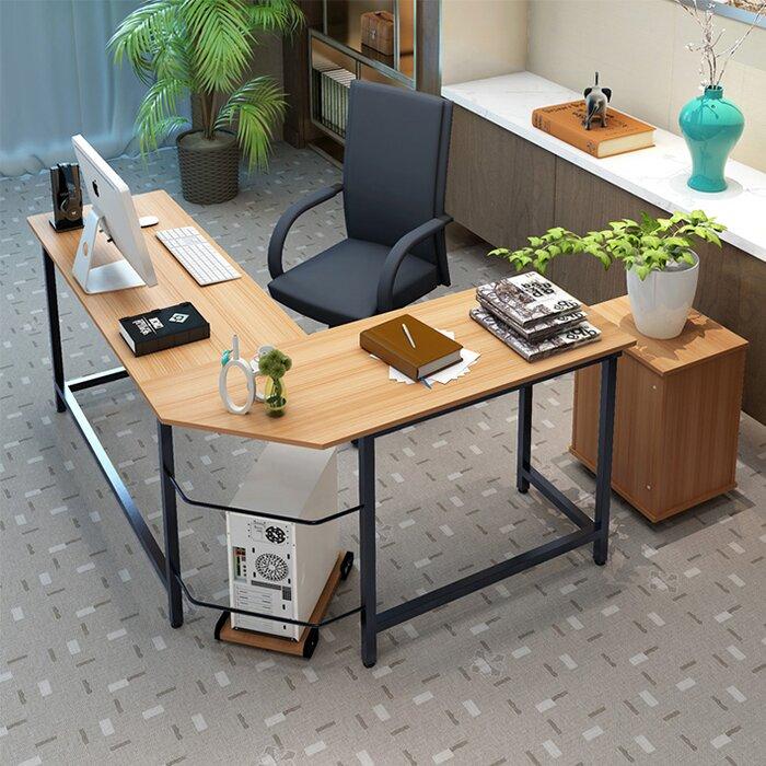 Harkey L Shaped Computer Desk