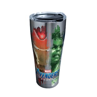 04afdb9a59a Marvel 30 oz Stainless Steel Travel Tumbler. by Tervis Tumbler