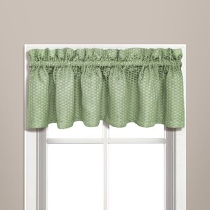 Window Valances Caf Kitchen Curtains Youll Love Wayfair