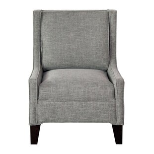 Gracie Oaks Malinowski Slipper Chair