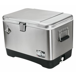 Igloo 54 Qt. Stainless Steel Cooler