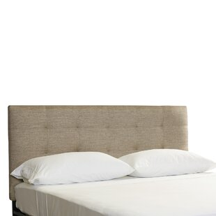 Emerson Tufted Upholstered Panel Headboard