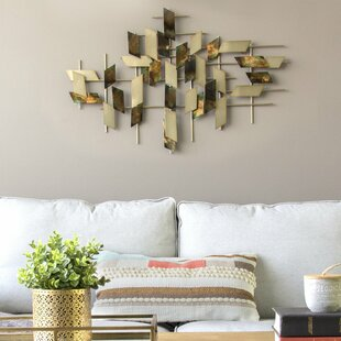 Beau Mosaic Wall Decor | Wayfair