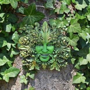 Greenmen Mistress Garden Wall Decor By Sol 72 Outdoor