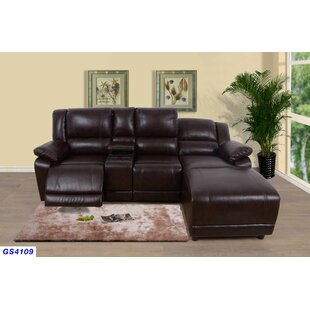 Sador Reclining Sectional by W..