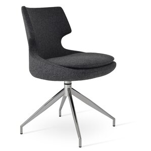 Patara Spider Upholstered Dining Chair by sohoConcept