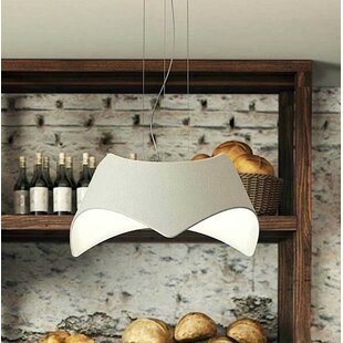 Orren Ellis Prows 1-Light Pendant