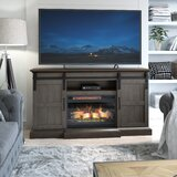 Hammad TV Stand for TVs up to 70 with Electric Fireplace by Gracie Oaks