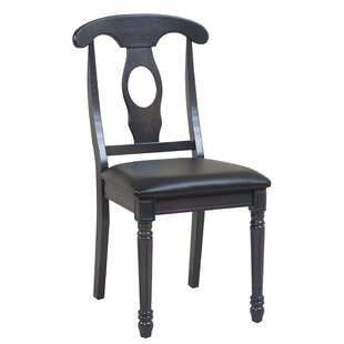Lavonna Cottage Solid Wood Dining Chair b..