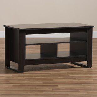 Irwinton Wooden Coffee Table