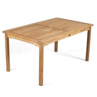 Cheaney Teak Dining Table By Sol 72 Outdoor