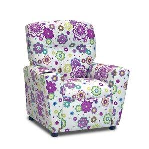 Secret Garden Spring Kids Recliner Chair