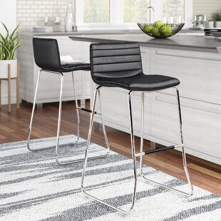 Troy 30.5 Bar Stool (Set of 2) Wade Logan