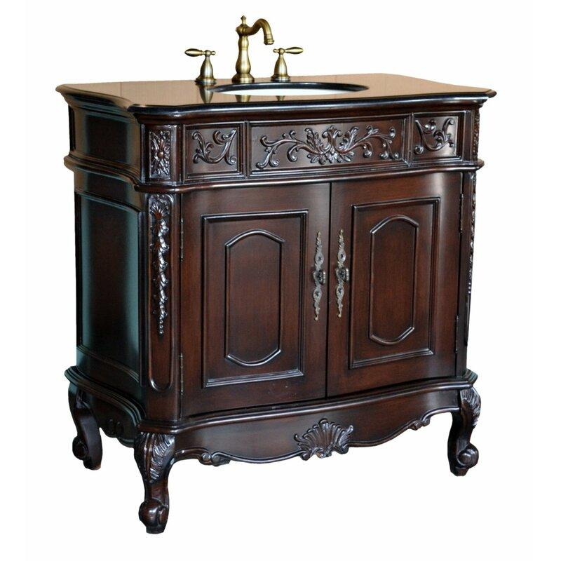 Astoria Grand Gelinas 38 Single Bathroom Vanity Set Wayfair
