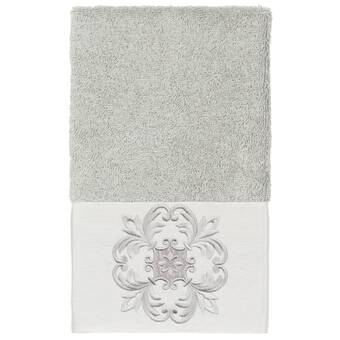 Mercer41 Forsyth 2 Piece Turkish Cotton Hand Towel Set Wayfair